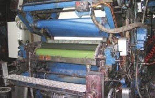 Flexographic Wallpaper Print Machine