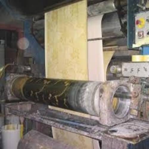 Rotary Screen Wallpaper Printing