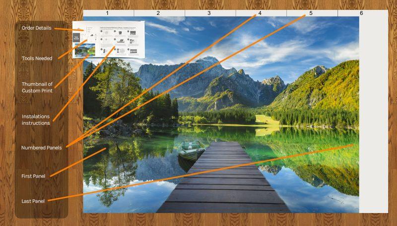 Wallpaper Application Instructions